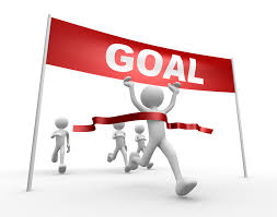 achieving a goal