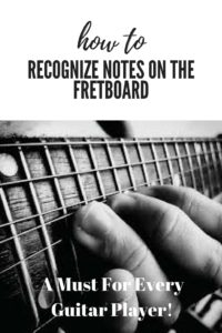 recognize notes