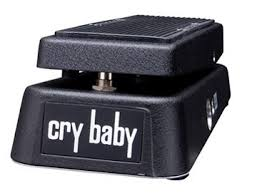 Dunlop Crybaby Wah front