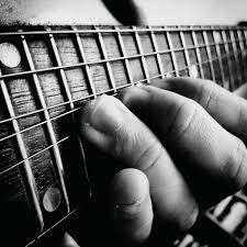 Notes on the fretboard