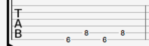Jimi Hendrix Octave Chord