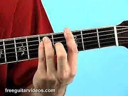 bar chord