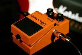 Boss DS1 Distortion Pedal Product Review