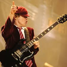 How To Play Guitar Like Angus Young Of AC/DC
