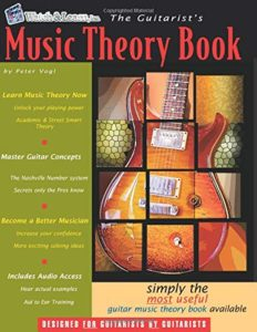 The Guitarist's Music Theory Book
