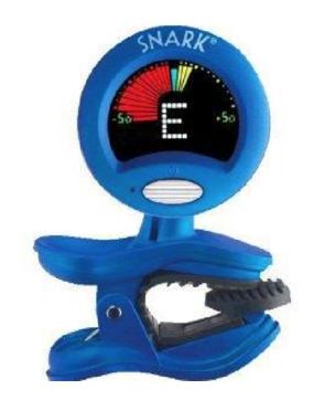 Snark clip-on tuner
