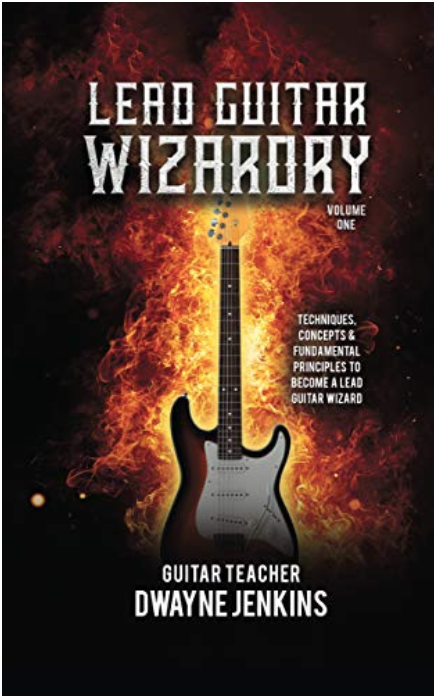 Lead Guitar Wizardry volume 1