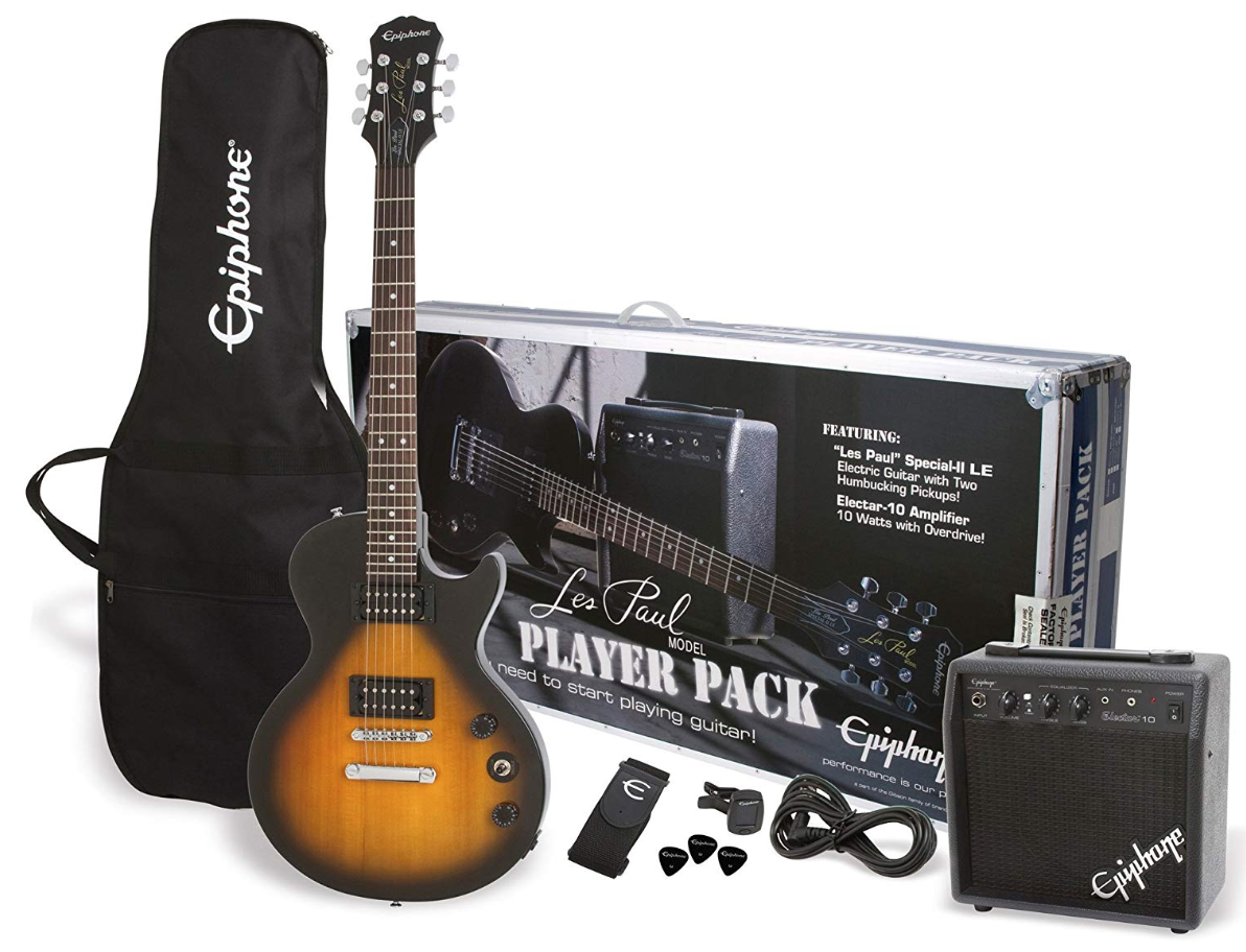 Epiphone Electric Guitar Player Pack