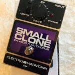 Electro-Harmonix Chorus pedal