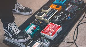 5 Must Have Guitar Pedals For Playing Rock Guitar