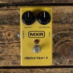 MXR Distortion Pedal