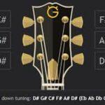 E flat tuning