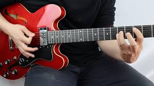 improvise with rhythm guitar