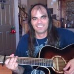 Dwayne Jenkins acoustic guitar